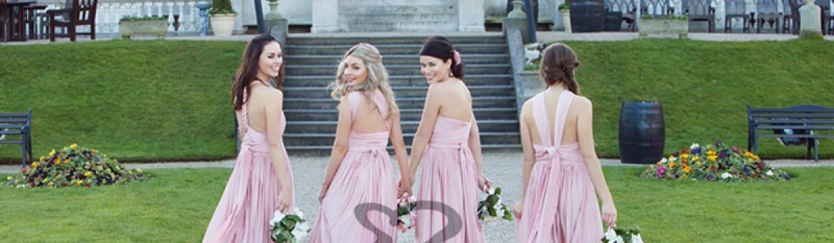 Eliza and Ethan – perfect dress for your bridesmaids!