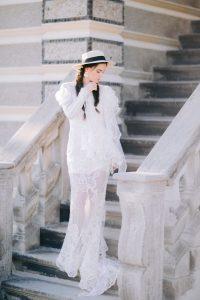 Brautmode & Brautkleider von Styleshooting mit Anja Schneemann