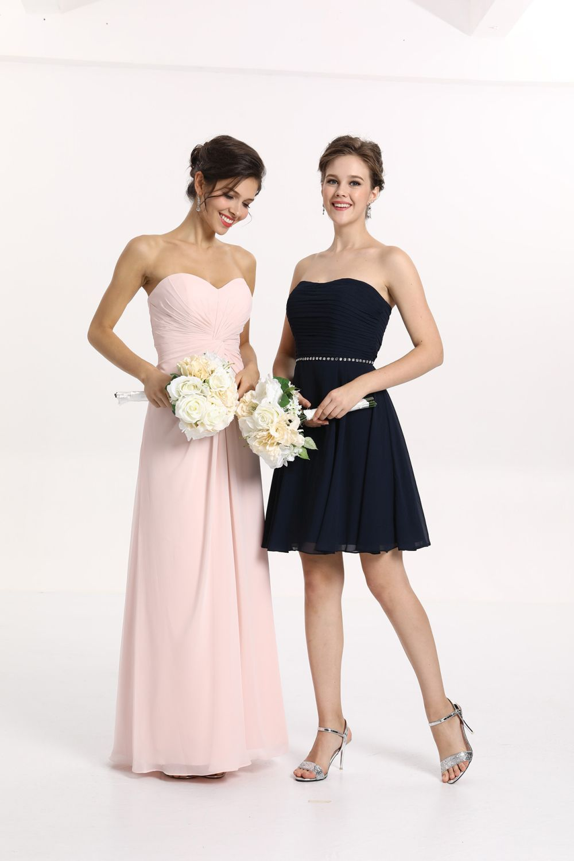 Dein umwerfender Auftritt zum Abiball oder als Bridemaid in Brautmode & Brautkleider
