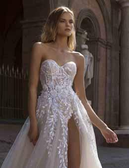 Brautkleider & Brautmode von Berta Bridal