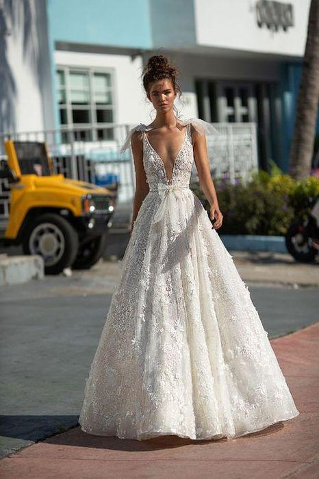 Berta Bridal Designer Brautkleider White And Night