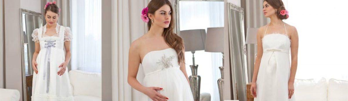 Mit Babykugel heiraten?  – Sehr gerne!