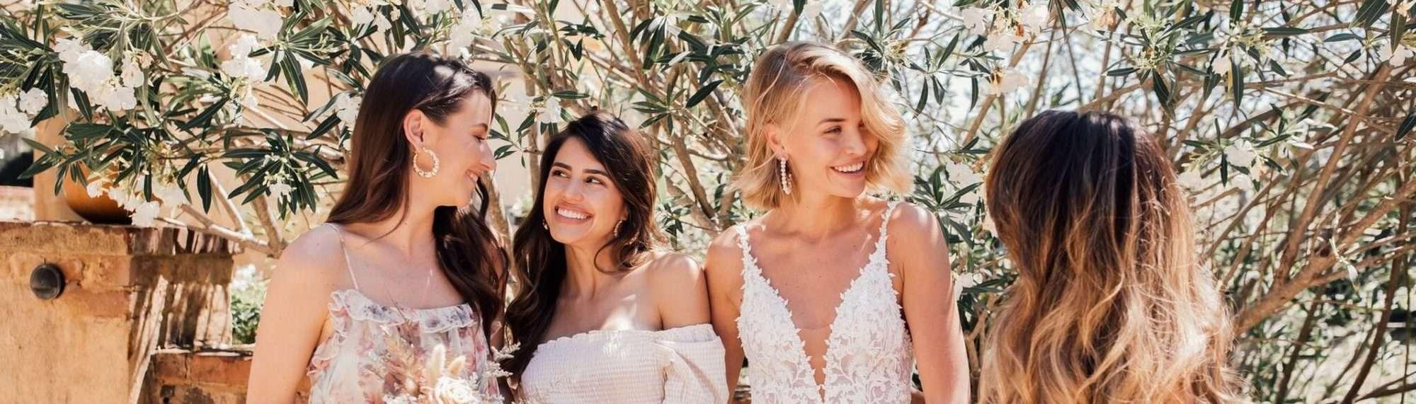Brautkleid Accessoires renommierter Designer für Dein Brautkleid