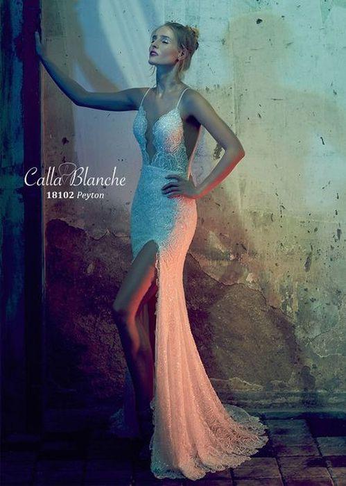 Calla Blanche Designer Brautkleider White And Night