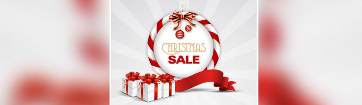Christmas Sale @ White and Night