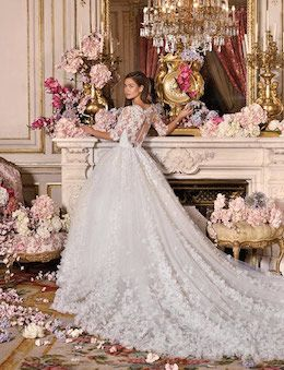 Brautkleider & Brautmode von Demetrios Platinum
