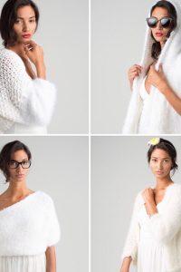 Brautmode & Brautkleider von marryandbride – knitted couture