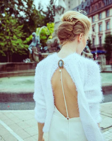 marryandbride – knitted couture in Brautmode & Brautkleider