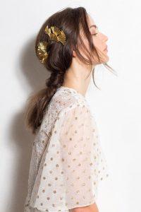 Brautkleider-Accessoires von Jannie Baltzer