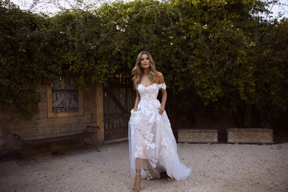Exklusiv bei uns: Madi Lane in Brautmode & Brautkleider
