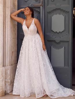 Brautkleider & Brautmode von Martina Franca Curvy