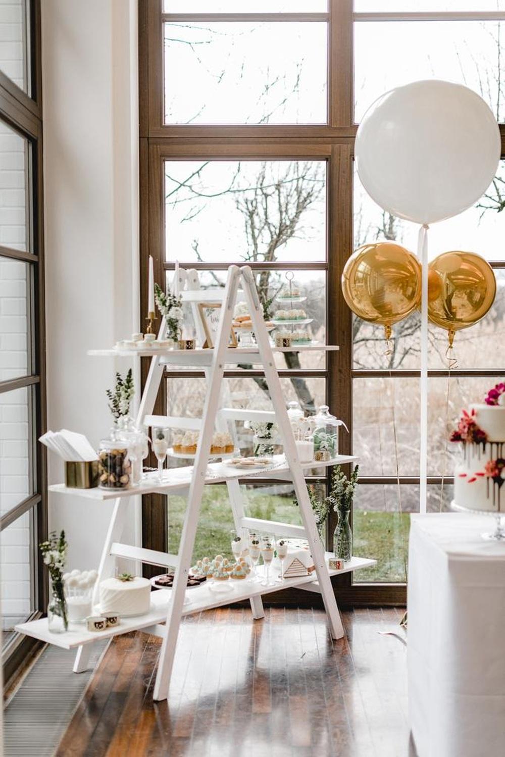 Sweet Shopping with Mundus Candybar in Brautmode & Brautkleider