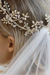 Brautkleider-Accessoires von Poirier