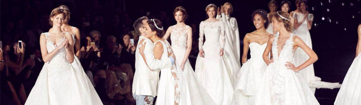 Die Fashion Show von Pronovias – einfach berauschend