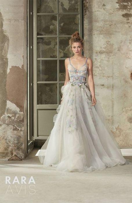 Rara Avis Designer Brautkleider White And Night
