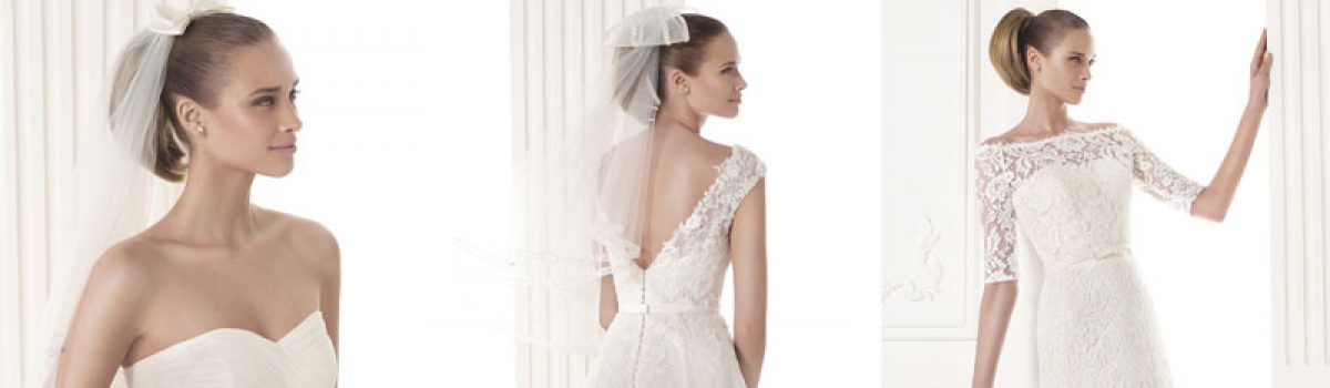 Bezaubernde Standesamt Braut