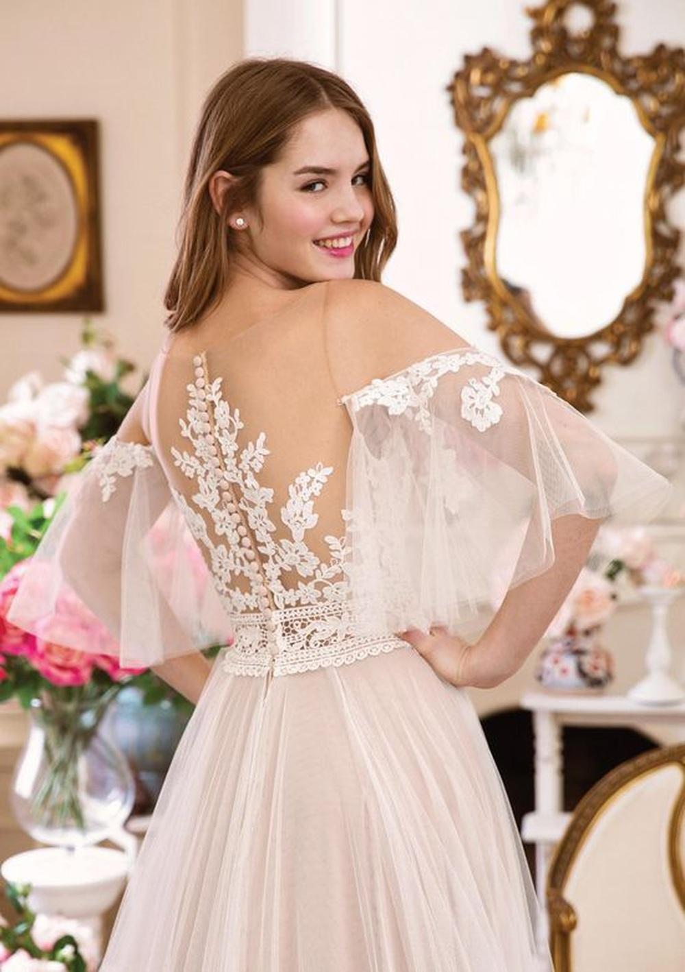 Sweetheart in Brautkleider