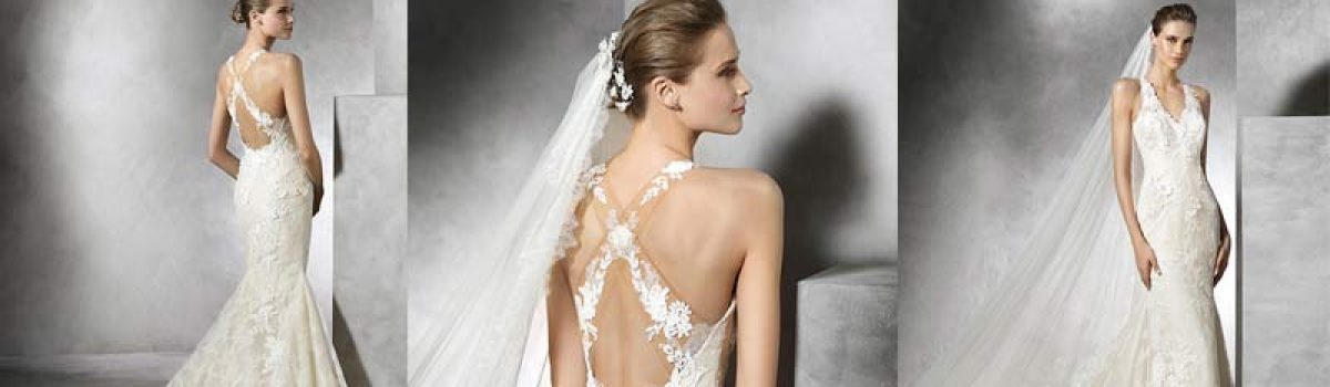 Dress of the week – Temis von Pronovias