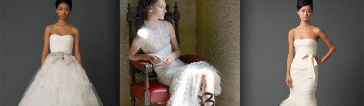 Vera Wang – the Queen of Bridal Design