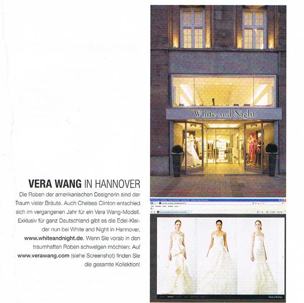 Vera Wang in Hannover